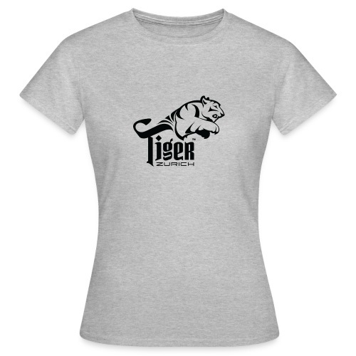 TIGER ZURICH digitaltransfer - Frauen T-Shirt