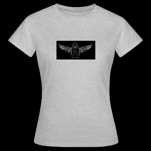 panthère ange - T-shirt Femme
