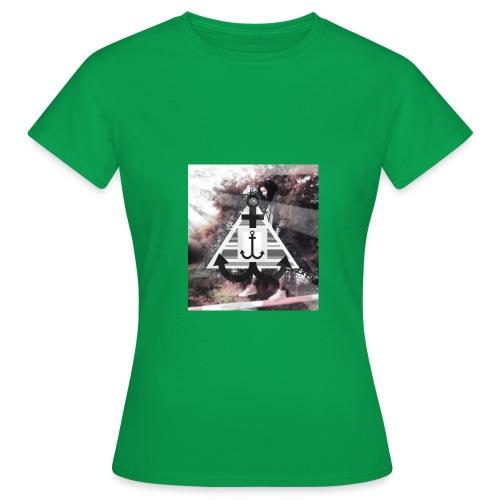 Wald-Anker - Frauen T-Shirt