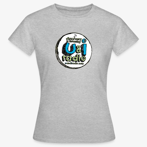 U & I Logo - Women's T-Shirt
