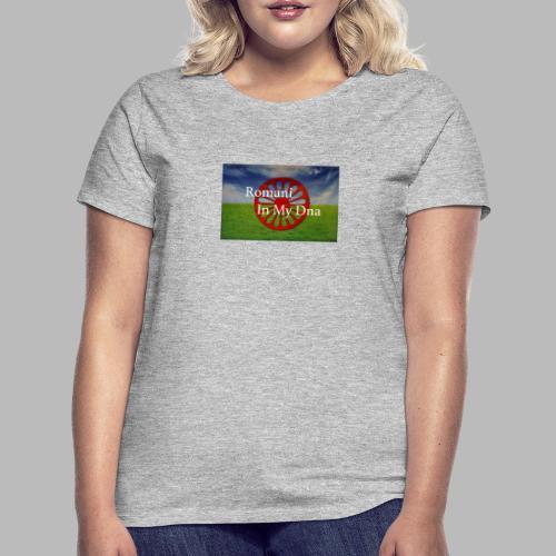 flagromaniinmydna - T-shirt dam