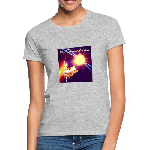 Mr Semmelman Space - T-shirt dam