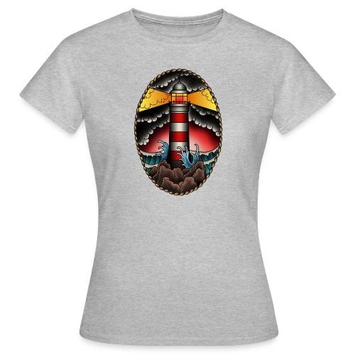 Leuchtturm Tausend Nadeln - Frauen T-Shirt