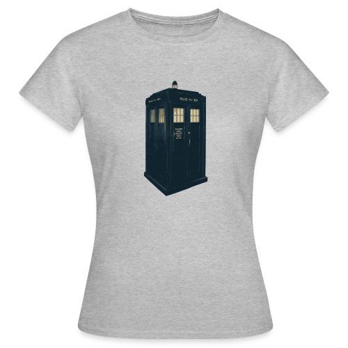 Tardis Doctor Who - Women's T-Shirt