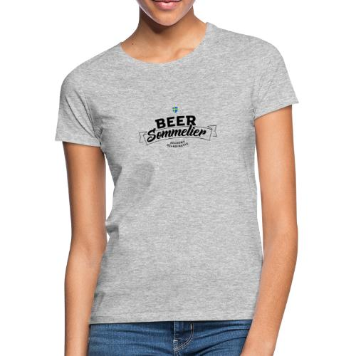Swedish Beer Sommelier Academy - T-shirt dam