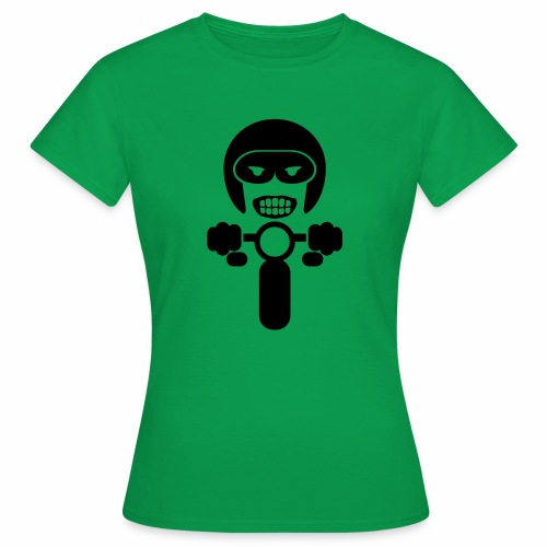 Motorcycle rider 2 - Women's T-Shirt