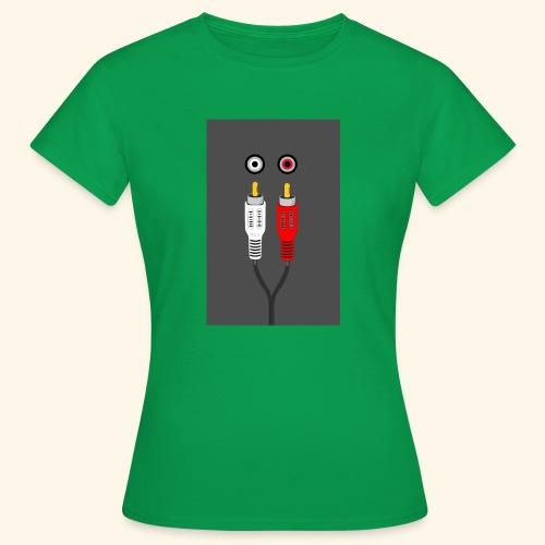 rca cable1 - Maglietta da donna