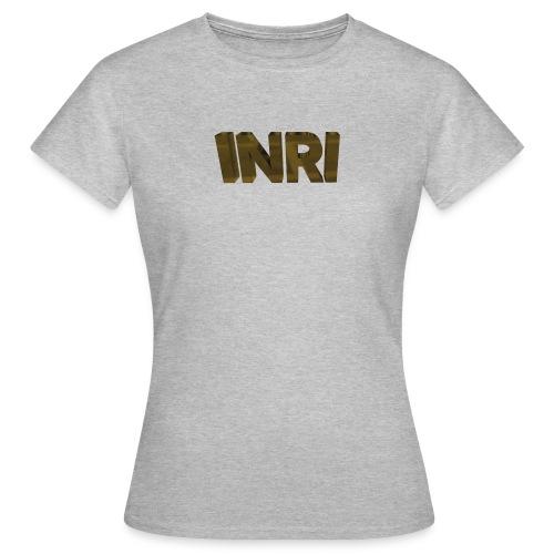 INRI t - Frauen T-Shirt