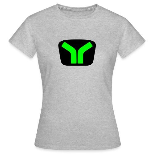 Yugo logo colored design - Women's T-Shirt