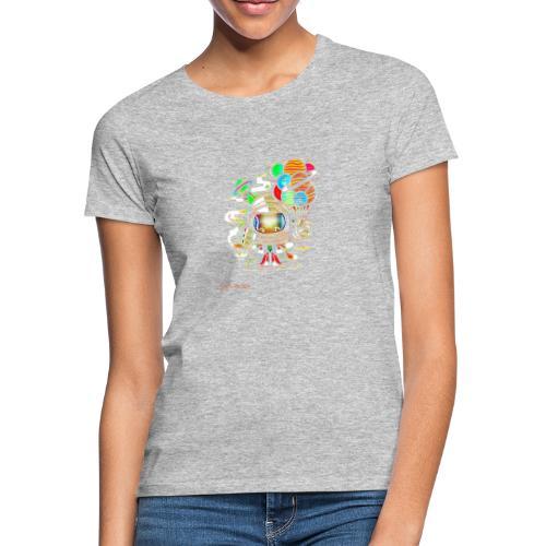 Spagrg00001 - Camiseta mujer