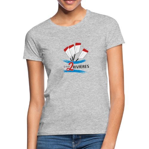Entre 2 Rivières - T-shirt Femme