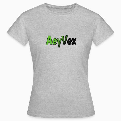 AeyVex Merch - Women's T-Shirt