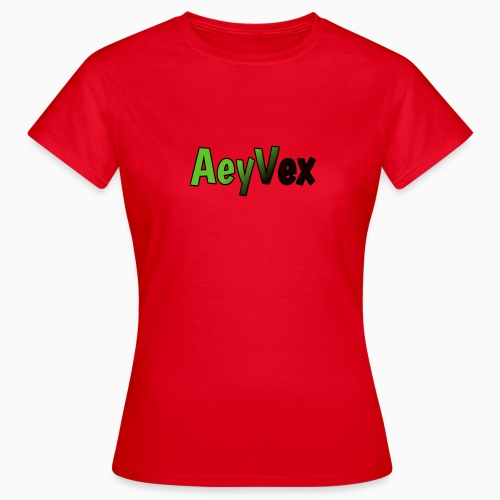 AeyVex Merch - Women's T-Shirt