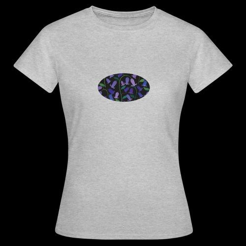 blue bells - T-shirt Femme