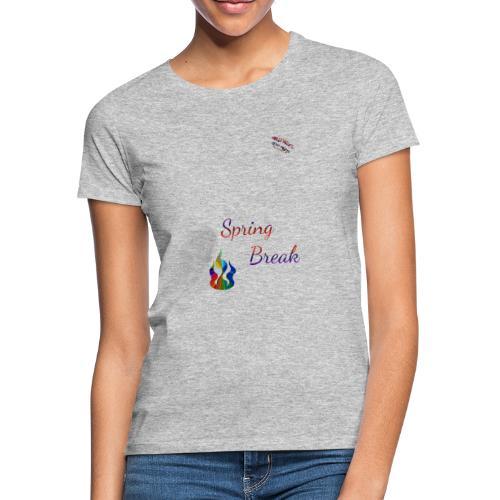Spring Break Shirt Randy Design - Frauen T-Shirt