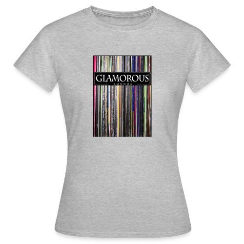 Glamorous Records - Women's T-Shirt