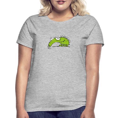 Grüner Rüsselkäfer - Frauen T-Shirt