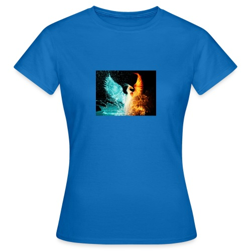 Elemental phoenix - Women's T-Shirt
