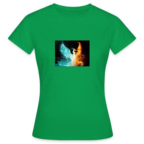 Elemental phoenix - Women's T-Shirt