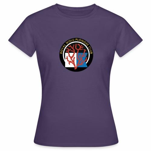 Royal Wolu Plongée Club - T-shirt Femme