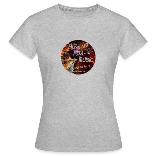 hitfoxmusic - Frauen T-Shirt