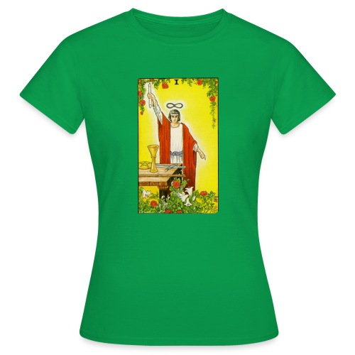 tarot - Vrouwen T-shirt