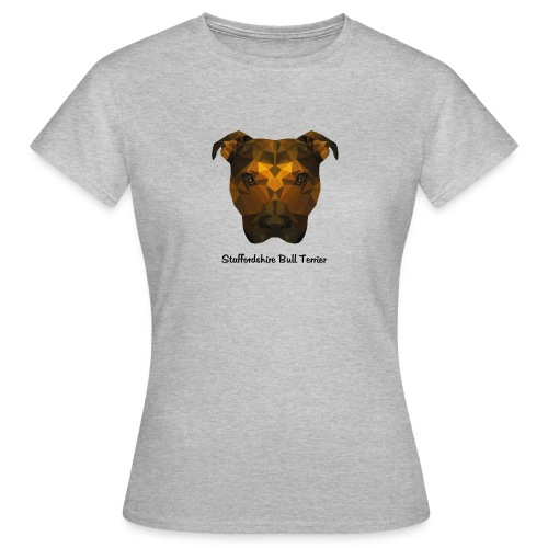 Staffordshire Bull Terrier - Women's T-Shirt