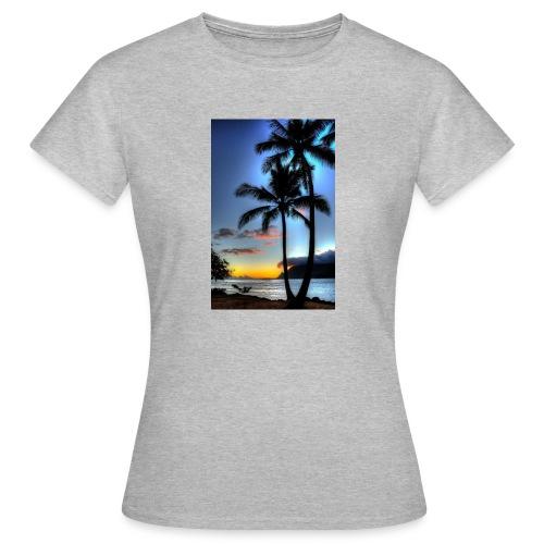 palme - Frauen T-Shirt