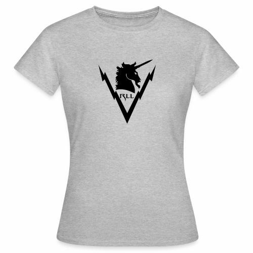 Brand RLL Black - Maglietta da donna