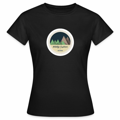 Badge - Wildlife Explorer - Women's T-Shirt