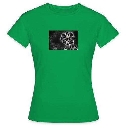 blackflower - Women's T-Shirt