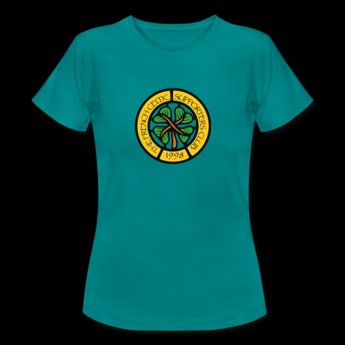 French CSC logo - T-shirt Femme