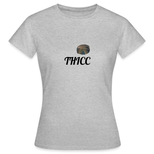 THICC Merch - Women's T-Shirt