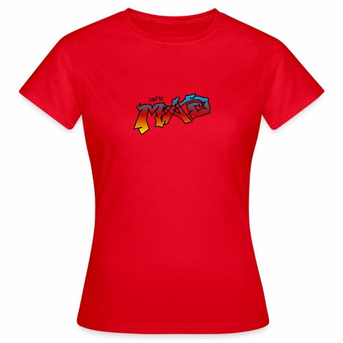 Life Is MAD CGI Makeover TM collaboration - Women's T-Shirt