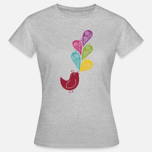 Singvogel - Frauen T-Shirt