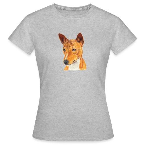 Basenji - Dame-T-shirt