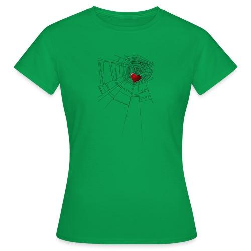 trappola_del_cuore - Maglietta da donna