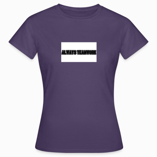 at team - Vrouwen T-shirt
