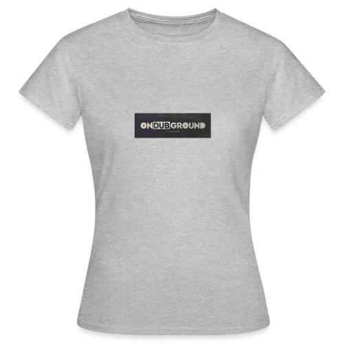 odg logo stikers30x100 - T-shirt Femme