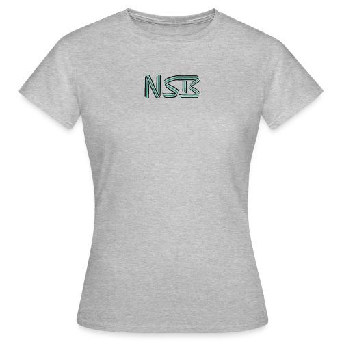 NSB - T-skjorte for kvinner