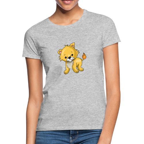 Babyleeuw - Vrouwen T-shirt