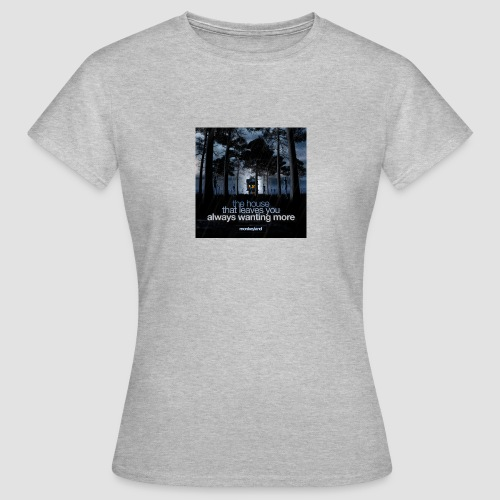 The House - Women's T-Shirt