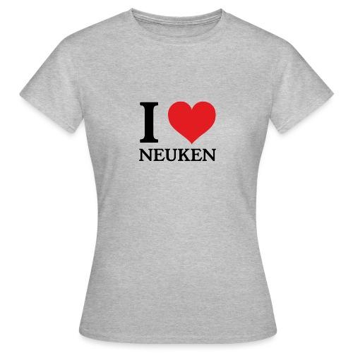 iloveneuken - Vrouwen T-shirt