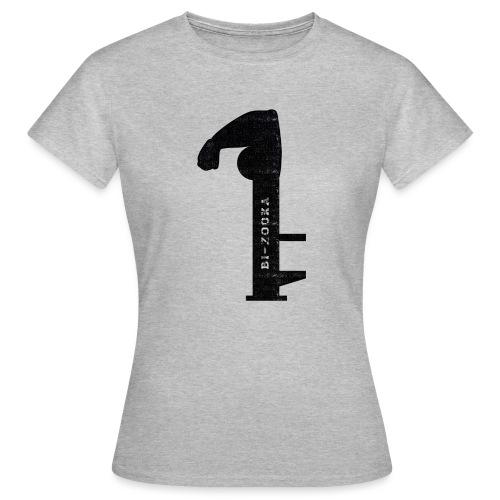 bi zooka - Dame-T-shirt