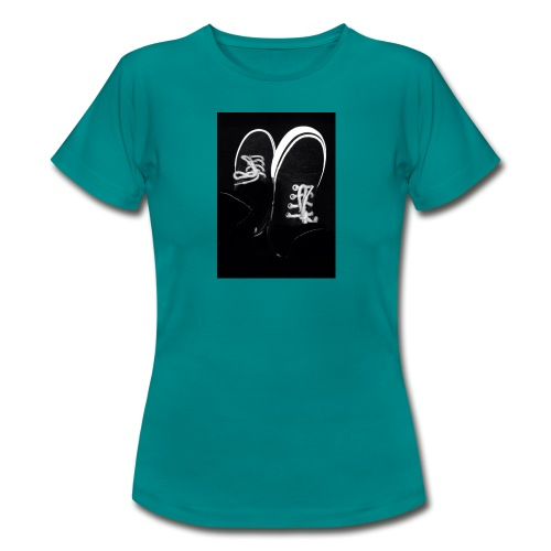 Walk with me - Women's T-Shirt