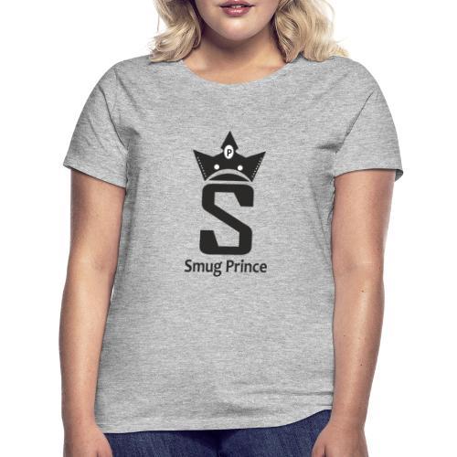 smug prince - Camiseta mujer