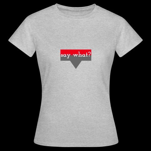 Modisch - Frauen T-Shirt