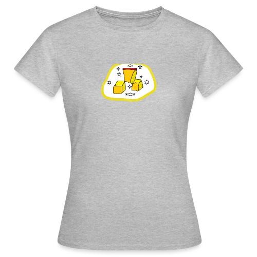 The Golden Dong - Women's T-Shirt