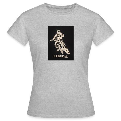 enducaz - T-shirt Femme