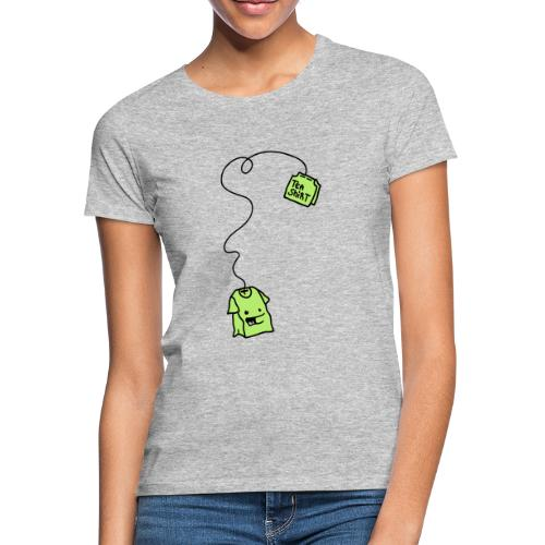 Tea-Shirt - Frauen T-Shirt